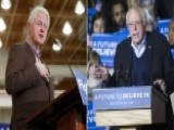 Bill Clinton Takes On Bernie Sanders