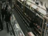 Brazen Gun Heist In Houston Caught On Camera