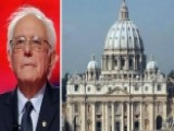 Bernie Sanders Attends Vatican Conference On Social Issues