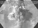 B-52 Bomber Takes Out ISIS Weapons Facility In Mosul