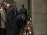 Brussels Remembers 32 Killed One Month After Terror Attacks