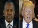 Ben Carson On Why Denying Trump The Nomination Will Backfire