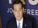Bad Press: Cruz Nabs Media Spotlight, But For Wrong Reasons?