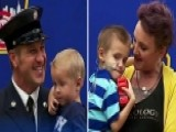 Brave Boys Battling Cancer Become Honorary FDNY Firefighters