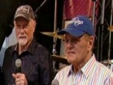 Beach Boys Talk Enjoying 50 Years Of 'Good Vibrations'