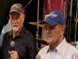 Beach Boys Talk Enjoying 50 Years Of 'Good Vibrations'