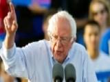 Bernie Sanders Vows To Continue Campagin