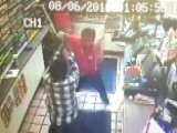 Brazen Bat Bandits Violently Attack Store, Clerks Fight Back