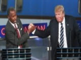 Ben Carson: I Had Fun On The Debate Stage With Trump