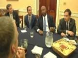 Brian Kilmeade Attends Senate Opportunity Coalition Meeting