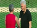 Bill Clinton Reacts After US Accuses Russia Of Hacking