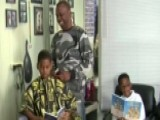 Barbershop Discounts Haircuts For Kids Who Read Aloud