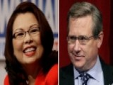 Balance Of Power: Tammy Duckworth Unseats Sen. Mark Kirk