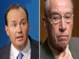 Balance Of Power: Mike Lee, Chuck Grassley Re-elected