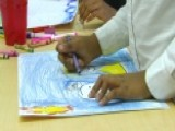 Bringing Art Classes To Kids In Low Income Communities