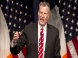 Bill De Blasio Threatens To Sue Federal Government