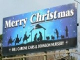 Battle Of The Billboards: Christians Vs. Atheists