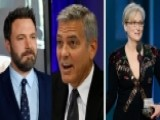 Ben Affleck, George Clooney Defend Meryl Streep From Trump