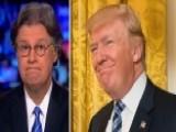 Byron York On Trump's 'presidential' First Full Day Agenda