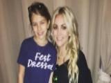 Britney Spears Asks For Prayers
