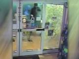 Bumbling Burglars Can't Break Through Glass, Flee In Shame