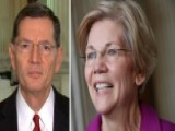Barrasso: Warren Has Become Liberal Face Of Democrat Party