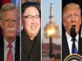 Bolton On Trump Administration's First Test From North Korea