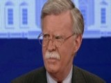 Bolton Reacts To Being On Short List For Security Adviser