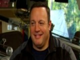 Brian Goes Behind The Scenes Of 'Kevin Can Wait'