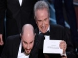 Best Picture Presenters Given Wrong Envelope At Oscars