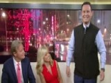 Brian Kilmeade Finally Gets A SCOTTeVEST