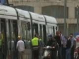 British Tourist Stabbed To Death On Jerusalem Train