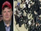Berkeley Anti-Trump Protesters Turn Against Veteran
