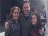Brian Kilmeade's Daughters Pay Their Dad A Visit At Work