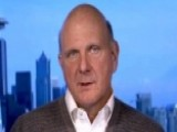 Ballmer On Site Helping Taxpayers Track Their Money In DC