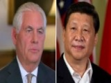 Beijing Refuses To Confirm Or Deny Tillerson's Claims