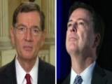 Barrasso: Comey Hearing Is Not Going To Consume Congress
