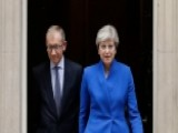 British PM May Meets With The Queen Following Election