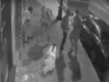 Brutal Attack On Tourists Caught On Tape Suspects Sought