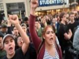 Ben Shapiro's Berkeley Speech Met With Protests, Heavy Security