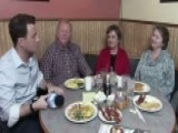 Breakfast With 'Friends' In Martinsville, Indiana