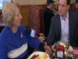 Breakfast With 'Friends': Grandma Wisdom On Tax Reform