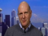 Ballmer On Concerns For Stocks Amid Rising Interest Rates