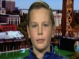 Boy Who Organized Effort To Honor Vets Talks Attending SOTU