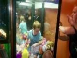 Boy Gets Stuck Inside C 00004000 Law Machine At Florida Restaurant