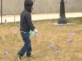 Beeper Egg Hunt Helps Visually Impaired Kids Have Easter Fun
