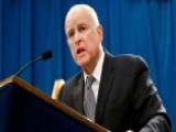 Brown Agrees To Send Troops To The Border, With Caveats