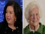 British Amb. To The UN Karen Pierce On Meeting Barbara Bush