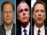 Brat On Comey And McCabe: Someone Is Not Telling The Truth