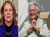 Barbara Perry Discusses The Life Of Barbara Bush
